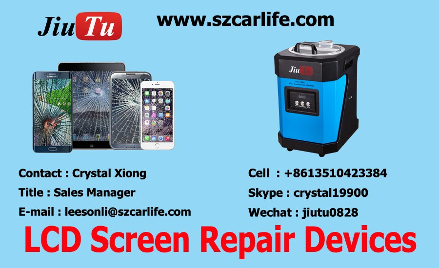 Cell Phone Touch Screen Digitizer Universal Frozen Cold Separation Mobile LCD Freeze Separator Machine
