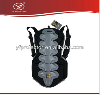 New Motorcycle Bicycle Skateboarding Back Protector Body Armor Sportbike