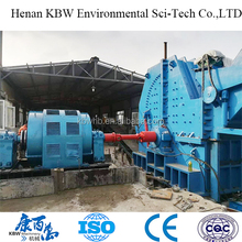 easy operating scrap metal crusher equipment/waste car crushing and recycling equipment
