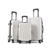 BUBULE 2019 New Design PP Carry On Trolley Bags Travelling Bags Luggage