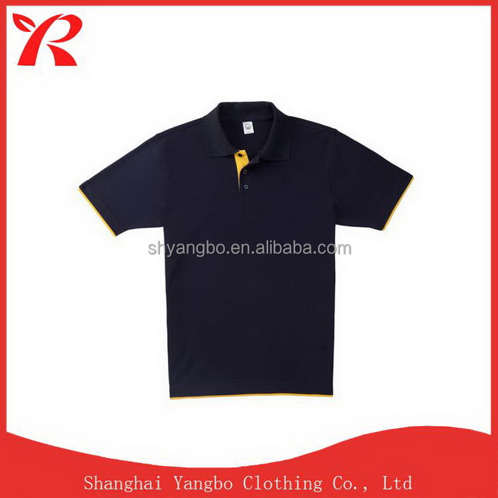 Factory Price cheap Promotion personalized fashionable men polo t shirt