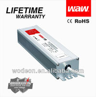 48V 150W IP67 waterproof led driver for outdoor led lighting