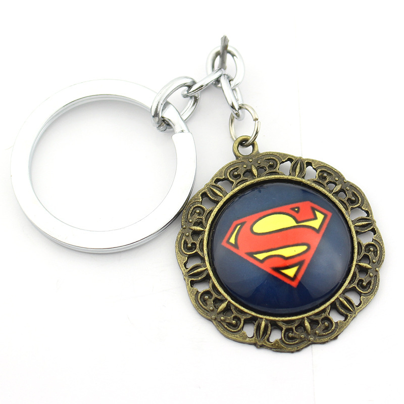 bmw key chain Smallville Marvel key chain