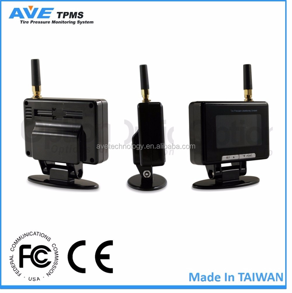 AVE tire pressure monitoring system for Mini Bus