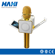 2017 universal Karaoke microphone Mini Bluetooth Wireless Microphone