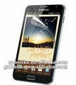 Hot selling! screen protector/guard/ sticker/ film for Samsung Galaxy Note N7000