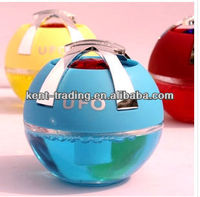 roundness car perfume liquid car air freshener elegant crystal air freshener