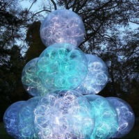 fiber optic outdoor lighting