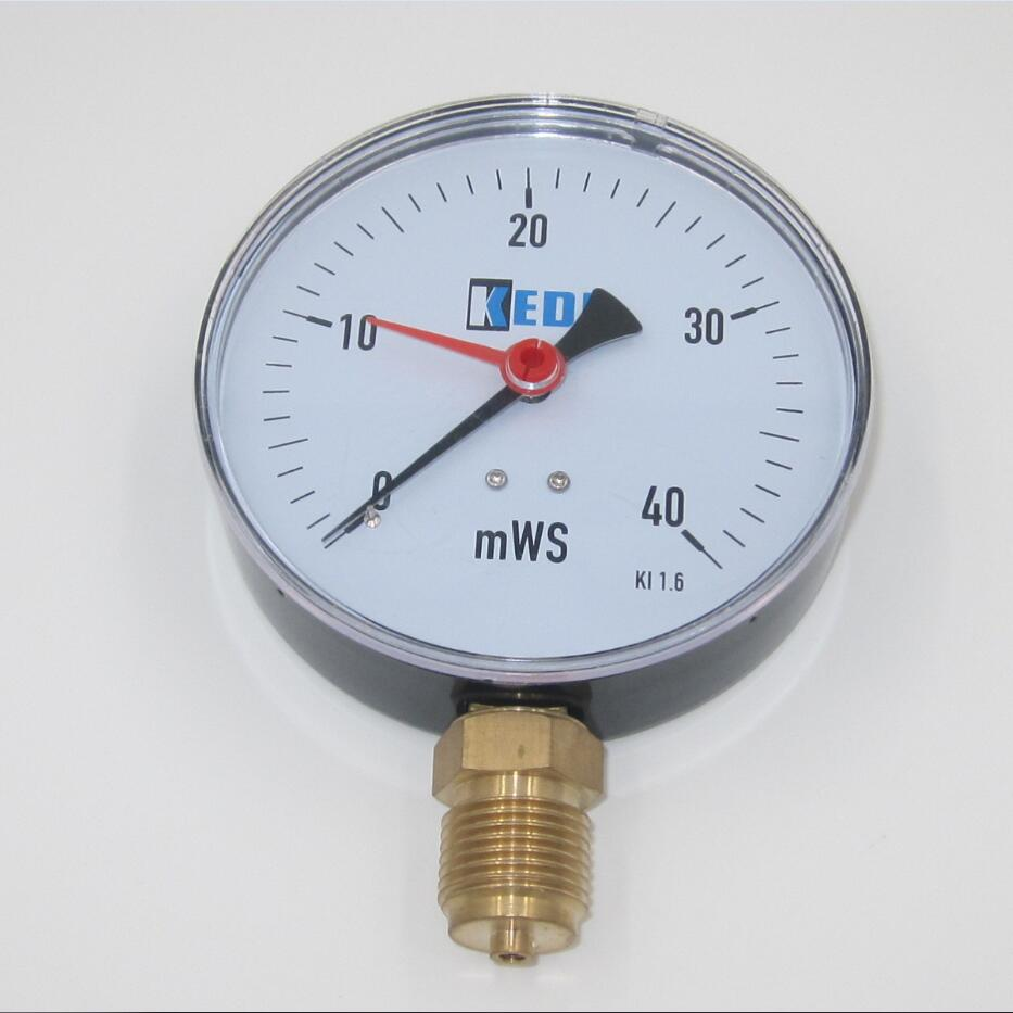 high precision iron tire pressure gauge with CE