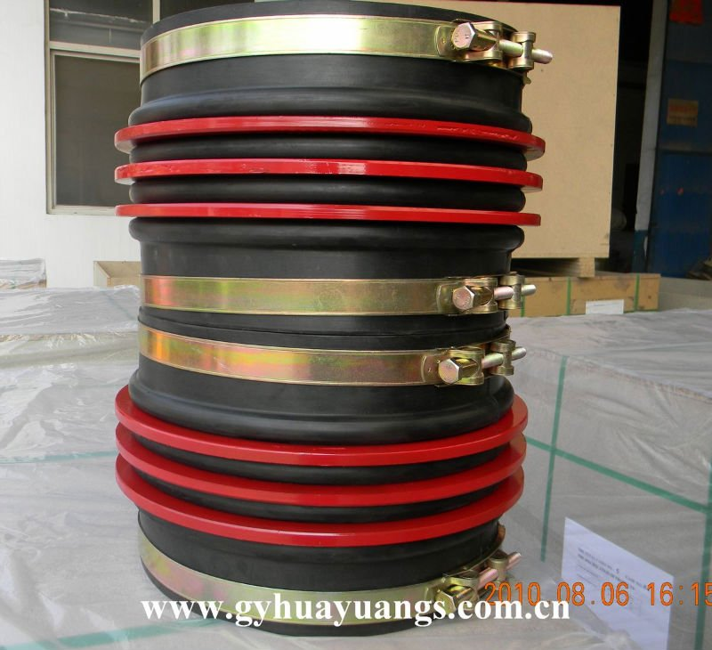 Sales Worldwide Flexible Rubber Multiple Bellows