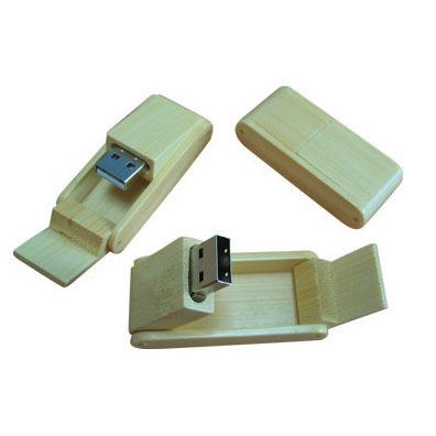 Twister Wooden USB Thumb key High quality 8gb Flash drive/ factory wood OEM 8gb swivel usb pendrive