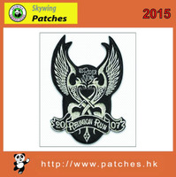 digitize embroidery with dead skull design for embroidery design service
