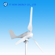 Mini portable camping wind turbine 100w