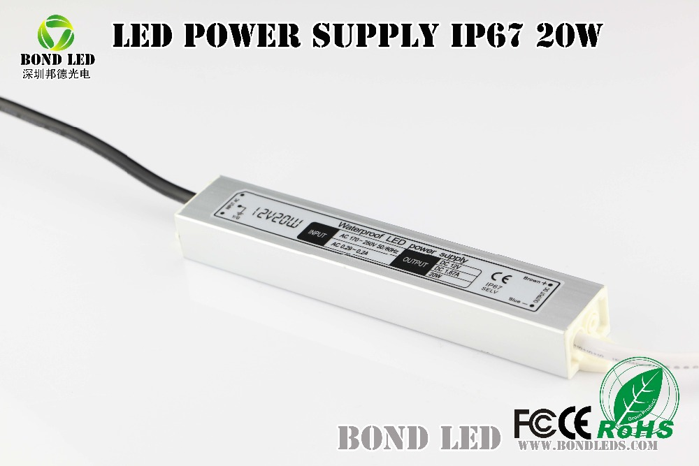 High Power 20W 120W 12V constant current Switching Power Supply led driver 12v dimmable/led power driver