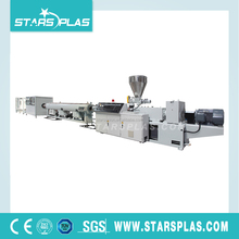 cpvc upvc plastic pipe extruder making machine price