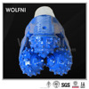 "Wolfni IADC 537G 6 1/2"" tricone bit made of high quality material"