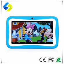 Hot Selling Dual Camera tablet 7inch RK3126 Quad core Android 4.4 Kids tablet pc