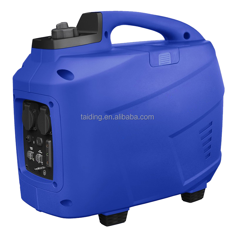 3000w gasoline inverter electric digital generator