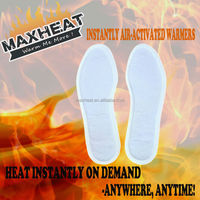 High Quality Air- activated Disposable Foot Warmer alibaba express