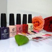 creative agent welcomed gel for nails