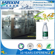 Mineral water plant machinery cost/Bottling machine price/Small bottle filling and capping machine