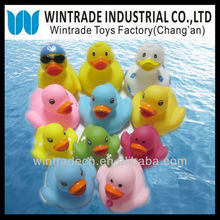 swim Duck, Floating Duck, Printing Duck. Baby Duck Bath Toy