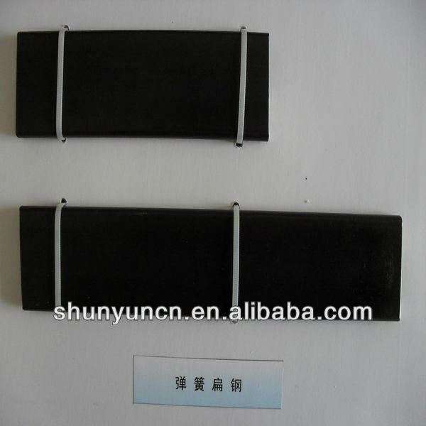 High quality Q235 flat steel for machine made and vehicle