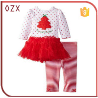 2016 children girls 3 kind garment matching christmas pajamas