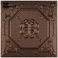 Anteroom Background Wall Decorative 3D Faux Leather Embossed mdf Panels