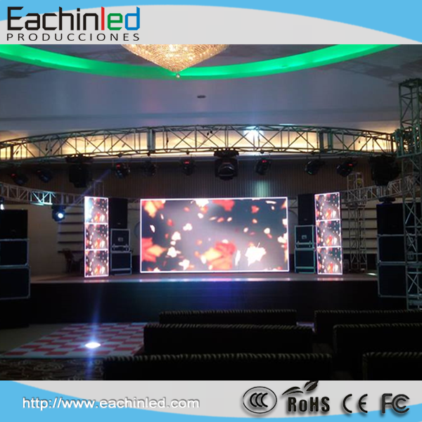 Television Staion Stage Background LED Display Big Screen Indoor P3 LED Screen Price