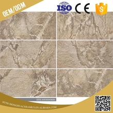300x600x9.6mm slate stone brand names ceramic tile 5D stone space rustic tiles
