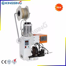 Cable Core Wire Stripping and Crimping Machine, Cable Wire Terminal Crimping Machine KS-T915
