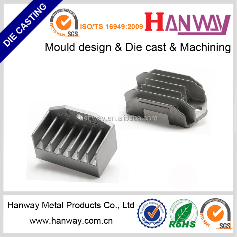 Aluminium heat sink for power amplifier OEM guangdong