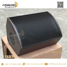 china acousitcs 12XT coaxial speaker active 12 inch stage monitor L waterproof pa loudspeaker