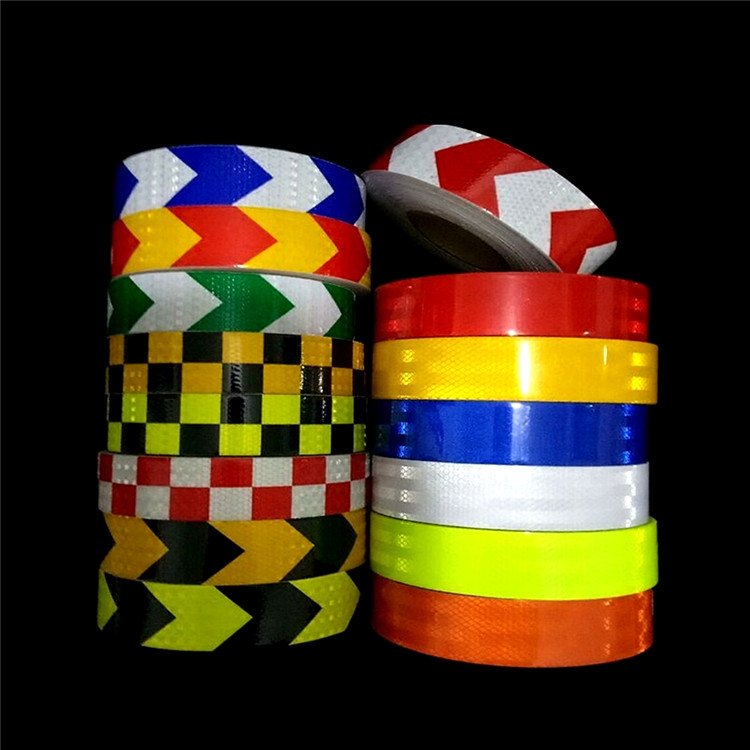 Good Price Outdoor Safety Grid Reflective Tape