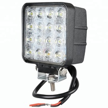 12v automotive 48w led work light 24v auto parts car accessory IP67 48w led working light for off-road driving