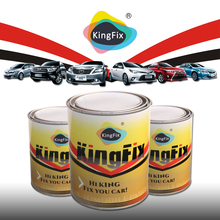 KINGFIX Brand acrylic paint hardener for 2K clearcoats