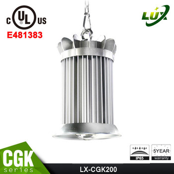 LED High Bay Light 200W High Quality Wholesale Warehouse lighting
