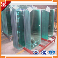 Tempered Glass Outer Glass Door