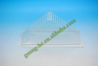 100% biodegradable disposable cake slice boxes packaging