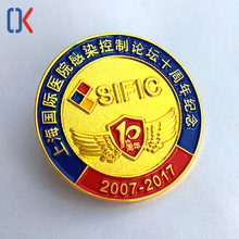 Lapel Pin Manufacturers China Custom Metal Soft Enamel Lapel Pin