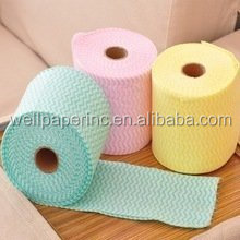 Cosmetic Non-woven Facial Tissue 20m Disposable Cloth Feeling Fabric Cleaning Face Facial Guest Towel Wiper