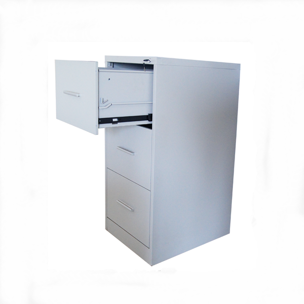 Exceptionnel Steel Bureau Furniture 3 Drawer Filing Cabinet/ Office Hanging File Cabinet  With Interlock Device