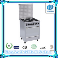 Popular Gas range with oven gas cooker oven convection cooking range 60x60cm 600mm 24inch for home