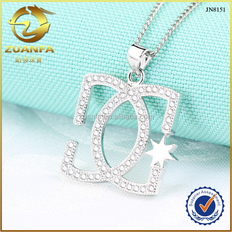 AAA Cheap price factory direct supplier 925 sterling silver pendant
