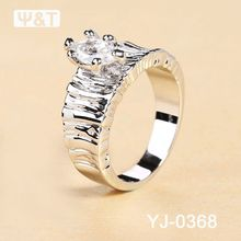 armor knuckle ring fashion jewelry enamel paint name carved rings