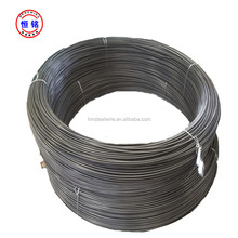 High tension oil tempered spring steel wire for brake suspention