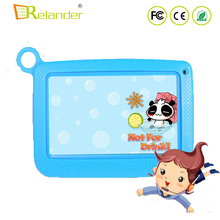 Cheap Dual Camera Wifi Bluetooth Games Android Children Kid-Proof Case 7 inch kids Kid tablet pc