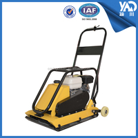 Trial Order Supported Gasoline Engine Plate Compactor Parts/Vibratory Plate Compactor For Sale
