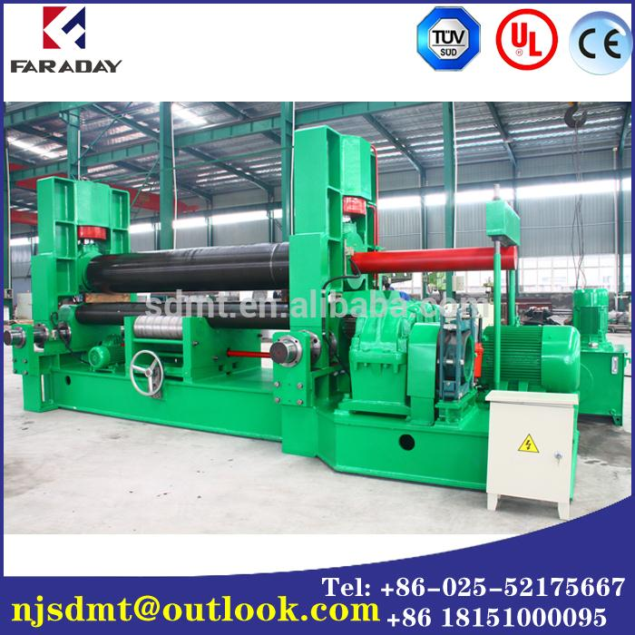 Immediate Design Elsa Application three roll conical bending machines